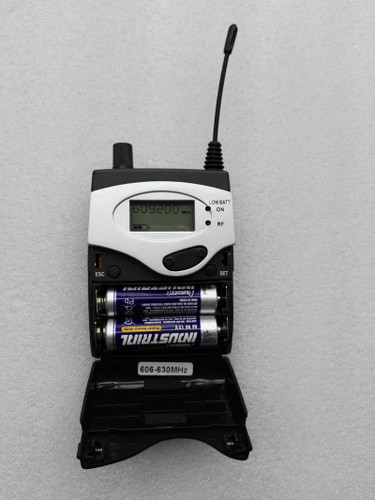 In Ear Professional Stage Wireless Monitor System Dual channel transmitter