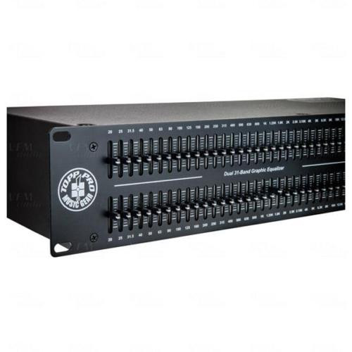 Topp Pro Stereo 31 Band Equalizer
