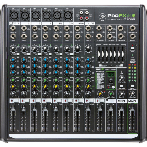 Mackie ProFX12V2
