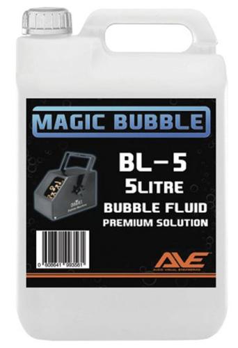 Magic Mist BL-5  Bubble Fluid