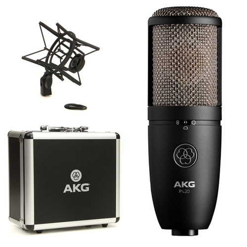 AKG P420 Studio Microphone