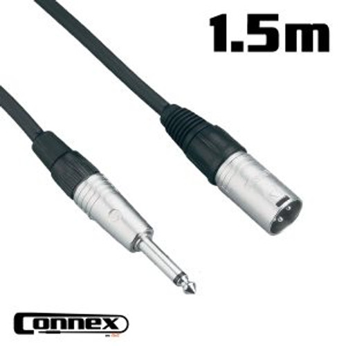 AVE Connex XFJM-1 Pro Audio Cable 1.5m