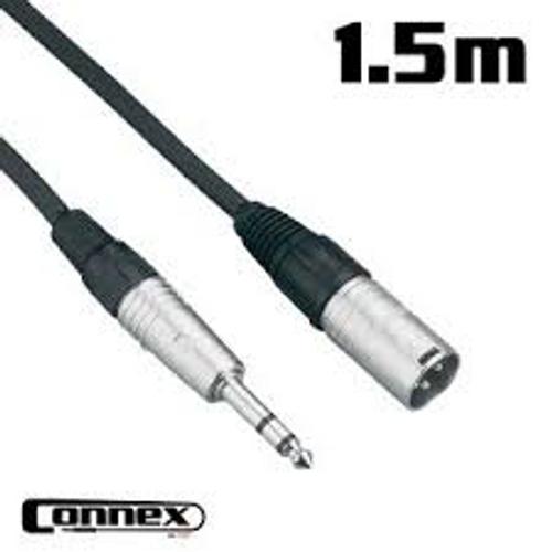 AVE Connex XMJS-1 Balanced Audio Cable 1.5m