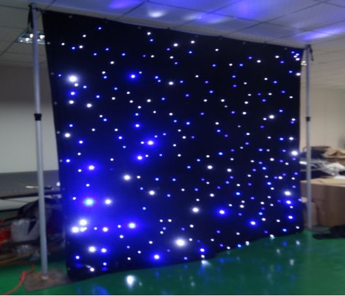 AVE Stardrape LED Effect Curtain