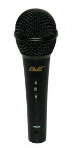 AVE VOX28 Dynamic Microphone with Switch