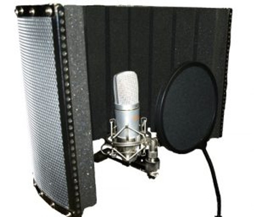 AVE VoxBarrier Portable Vocal Recording Booth