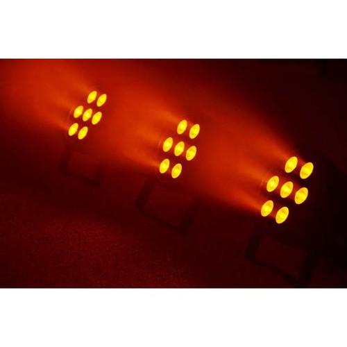 Beamz  Flatpar -7x18 LED