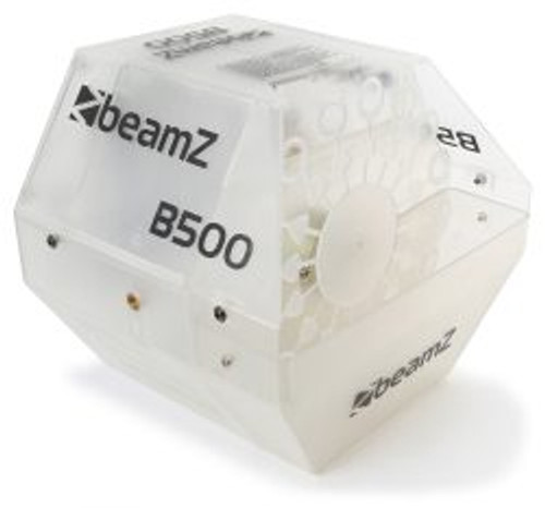 Beamz B500-LED Bubble Machine With RGB LEDs