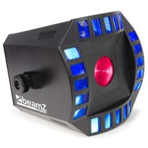 Beamz Cube4 LED DJ Effect Light