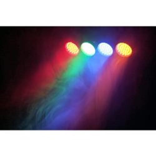 Beamz DJ Bank 140 LED Colour Chaser Wash Light