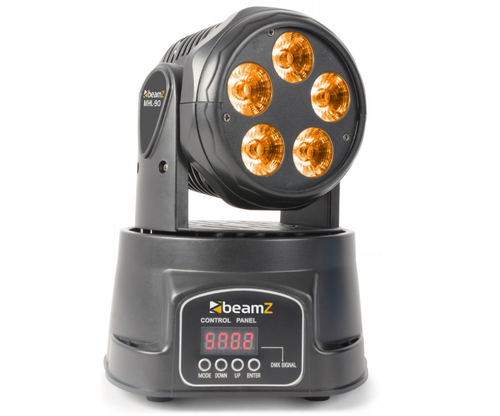 Beamz MHL-90 LED Moving Head Wash