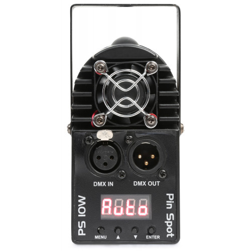 Beamz PS10W LED RGBW Pinspot 10W with DMX