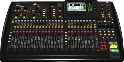 Behringer X32 TP Digital Mixer Tour Pack
