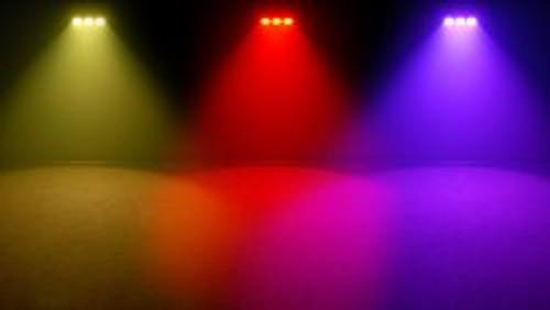 Chauvet DJ Core 3—1 LED Wash Effect