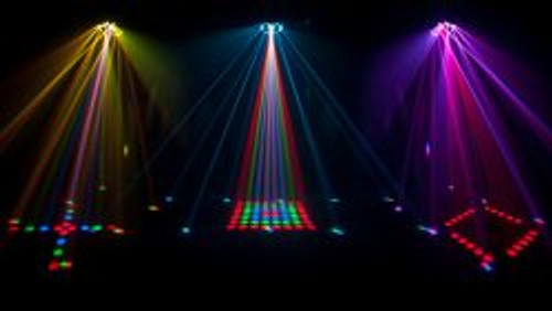Chauvet DJ Cubix 2.0 LED Effect Light
