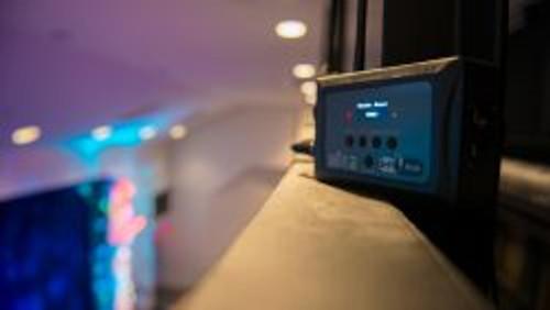 Chauvet DJ D-Fi Hub Wireless DMX Transceiver