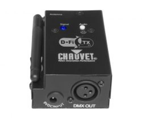 Chauvet DJ DFi TX 2.4 Wireless DMX Transmitter
