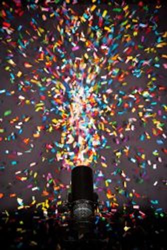 Chauvet DJ Funfetti-FRC Funfetti Shot Refill Coloured