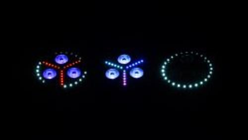 Chauvet DJ FXpar 3 LED Effect Light