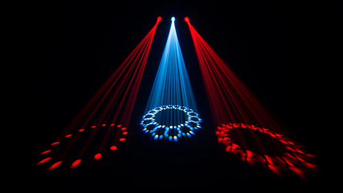 Chauvet DJ Intimidator Beam 140SR Moving Head