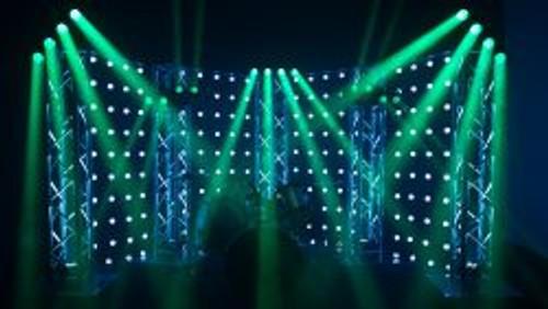 Chauvet DJ Intimidator Wave 360 IRC LED Moving Head