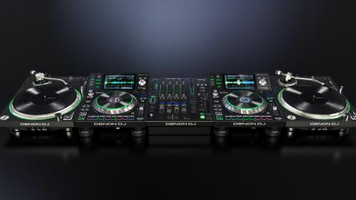 Denon DJ SC5000 Prime: Professional DJ Media Player