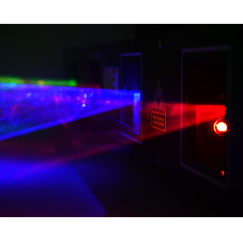 Eclipse 4-Ray RGB Pattern Laser