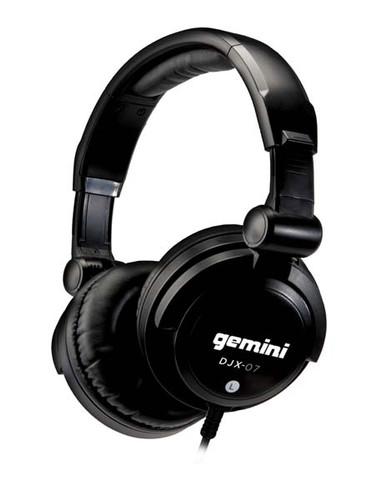 Gemini DJX07 Professional DJ Headphones