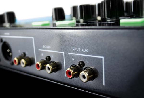 Gemini G4V 4 Channel DJ MIDI Controller