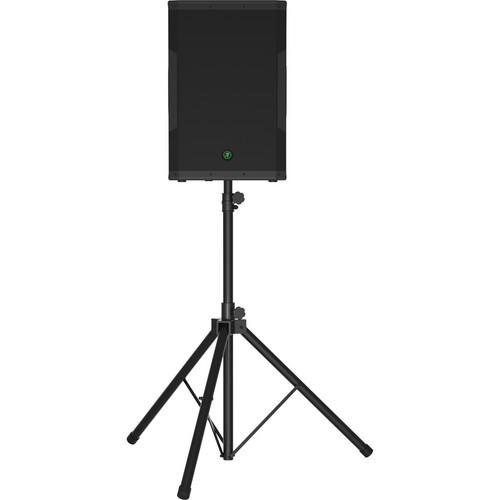 "Mackie SRM650 15"" PA Powered Speaker with stand"