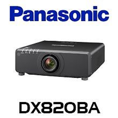 Panasonic PT-DX820BE