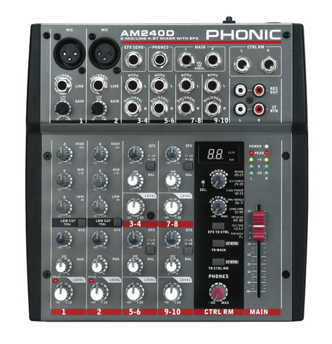 Phonic AM-240