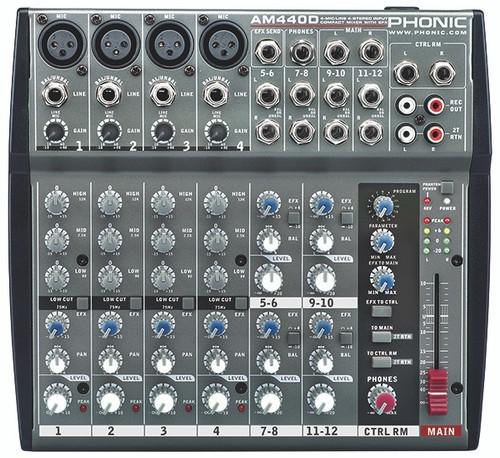 Phonic AM-440D