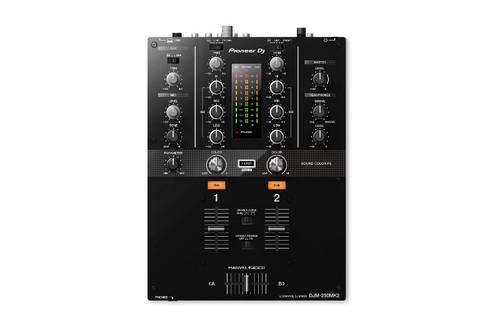 Pioneer DJM250MK2 2-Ch DJ Mixer w/ Rekordbox DJ & DVS