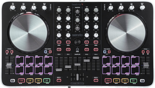 Reloop Beatmix 4 DJ Controller 4 Channel