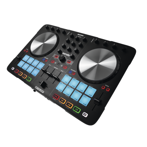Reloop BeatMix2 mk2 DJ Controller 2 Channel