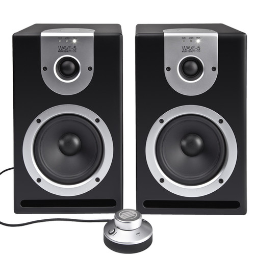 Reloop Wave-5 Studio Monitor Pair 5 Inch