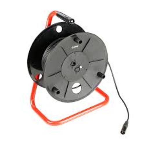 Adam Hall K3CDDMX3030 3-Pin DMX Cable Roll – 30m