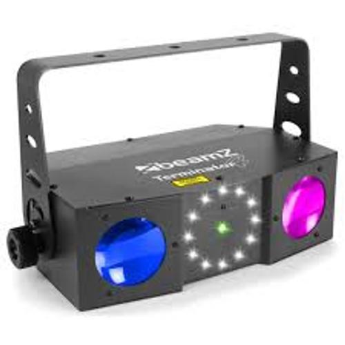 Beamz Terminator-IV LED Multi-Effect Light