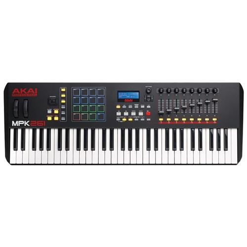 Akai MPK261 Performance USB MIDI Keyboard Controller