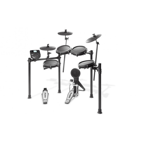 Alesis Nitro Kit: 8-Piece Electronic Drumkit  E-Kit with Mesh Snare + Kick