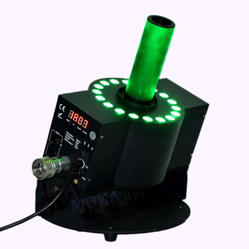 CO2 LED RGB-06  100W Carbon dioxide column machine with DMX512