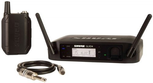 Shure GLXD14 Wireless Digital Guitar System