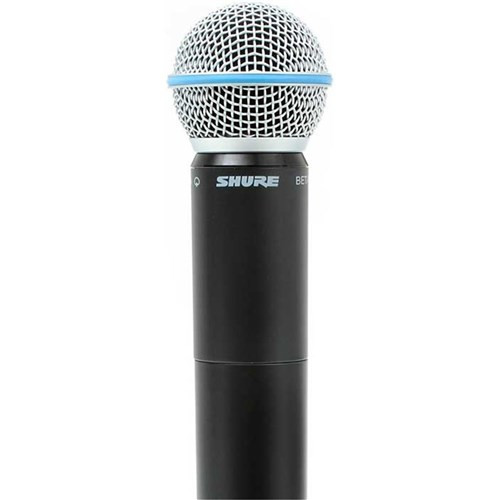 Shure GLX-D-24 / Beta-58-A Handheld Wireless System