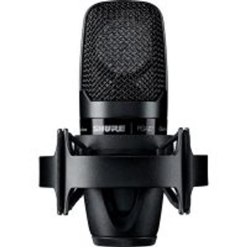 Shure PGA27 LC Studio Condenser Microphone