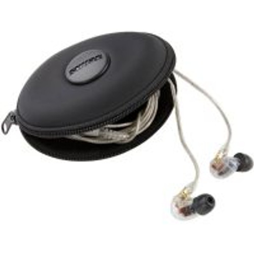 Shure SE425-CL Stereo In-ear Earphones Sound Isolating Clear