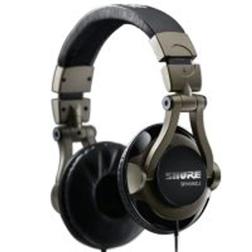 Shure SRH550 Professional DJ Headphones