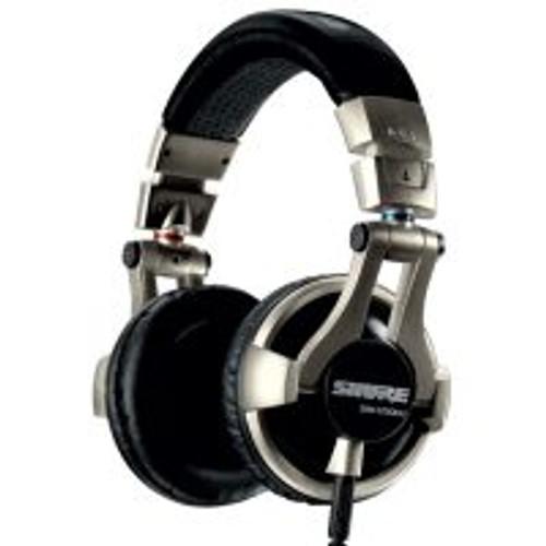 Shure SRH750 DJ Headphones