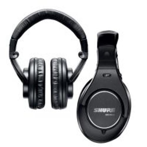 Shure SRH840 Studio Headphones