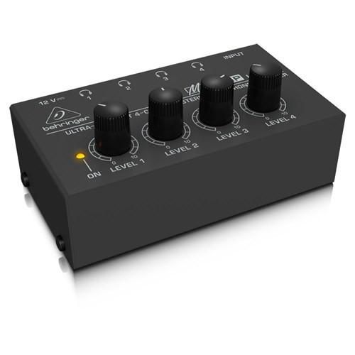 Behringer Microamp HA400 4-Channel Headphone Amp